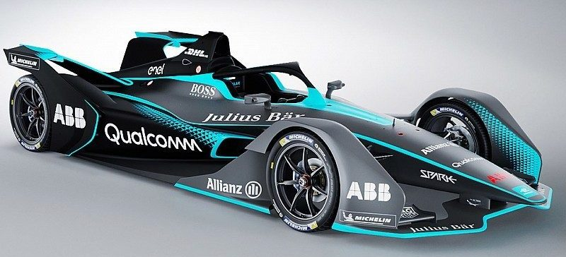 Formula E's Future Is Here and It Looks Stunning!