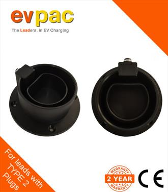 Plug Holder for Type 2 (62196-2) Charging Plug