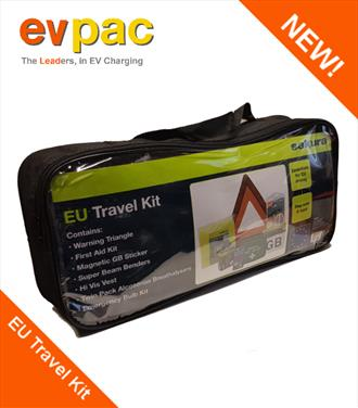 EU Travel And First Aid Kit